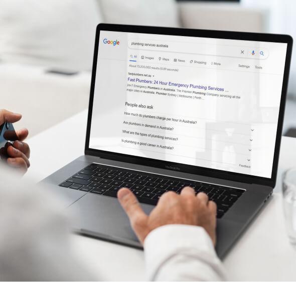 riselocal seo laptop